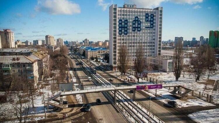 Проспект будет носить имя Любомира Гузара \ оpenkyiv.info