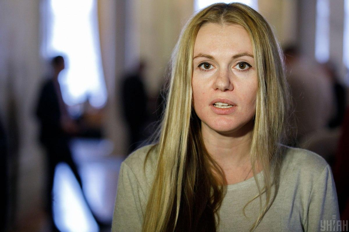 Скороход рассказала, кто должен войти во фракцию вместо нее и Полякова / фото УНИАН