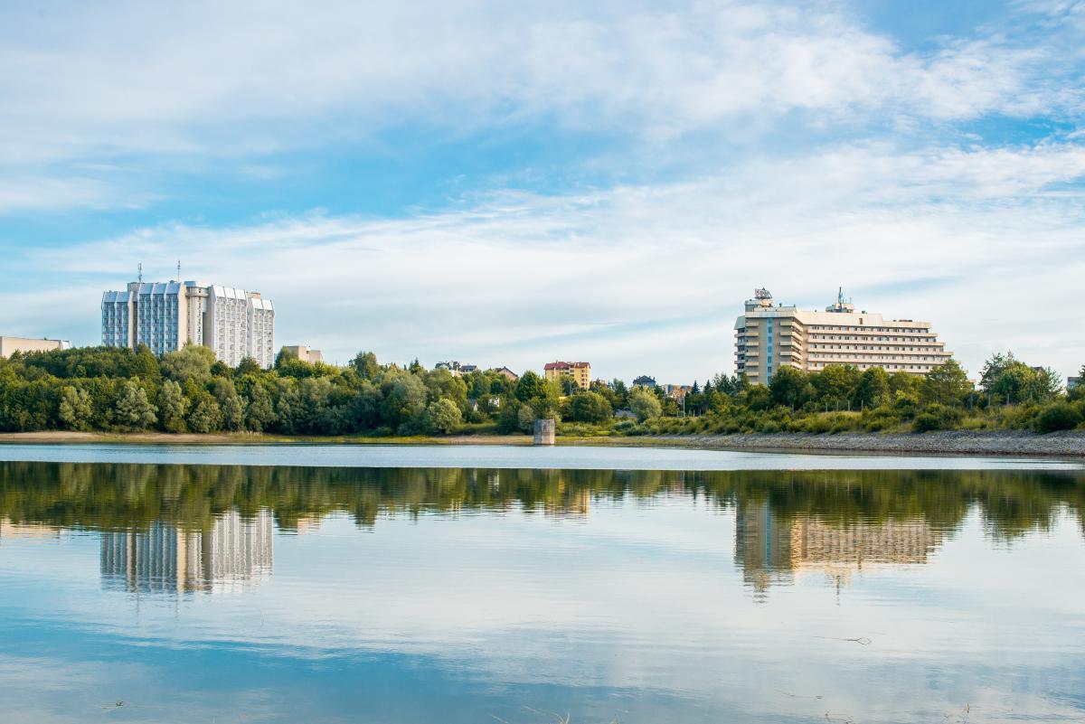 Город-курорт Трускавец во Львовской области / Фото www.tmr.gov.ua