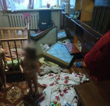 Однорічну дитину доправили до лікарні / фото 1kr.ua
