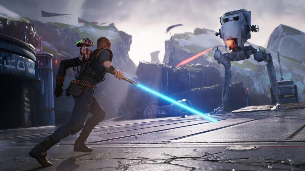Star Wars Jedi: Fallen Order хвалят за сюжет и визуальные эффекты / gamespot.com