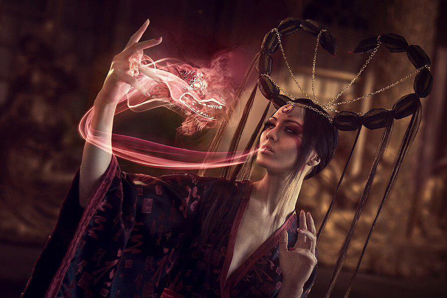 Если вы решили завести себе подружку-Скорпиона, то, считайте, вы ушли на войну / Школа астрологии