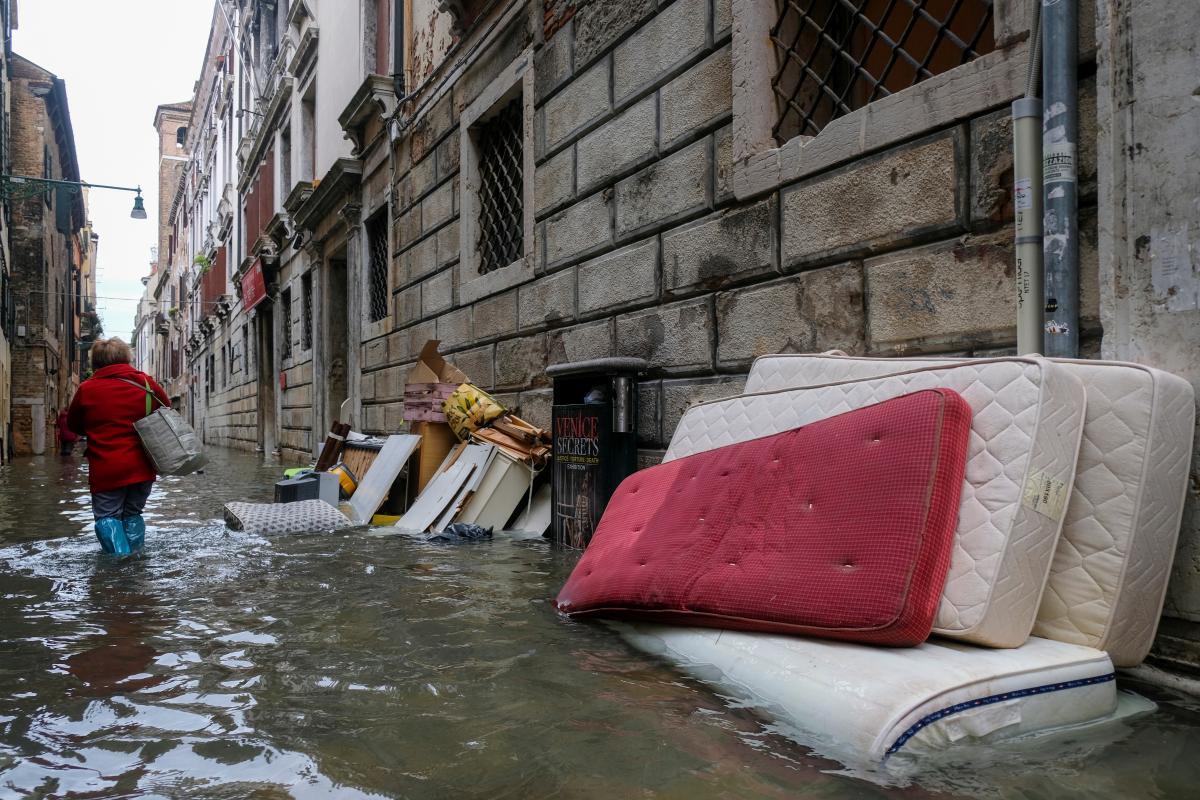 Наводнение в Венеции \ REUTERS