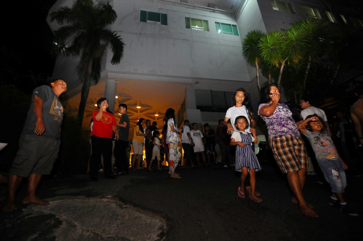 Землетрясение в Индонезии / REUTERS