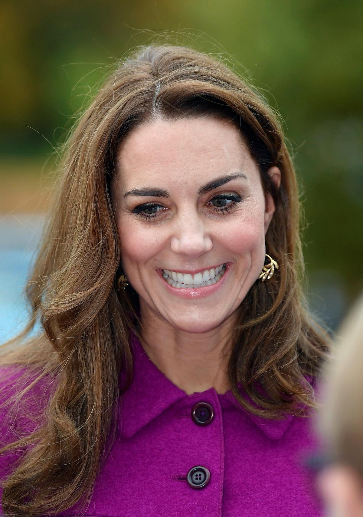 Герцогиня Кембриджская Кейт / фото REUTERS