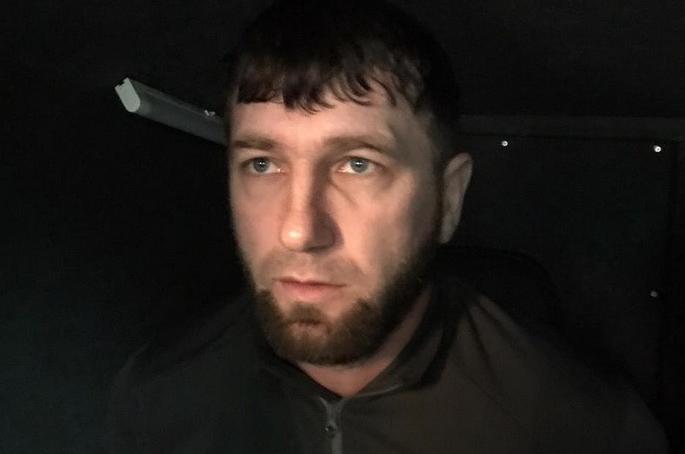 Правоохранители проверяют информацию о причастности задержанного к совершению преступлений / ssu.gov.ua