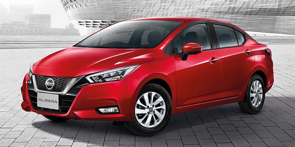 Nissan Almera сменил поколение и получил турбомотор / фото Nissan