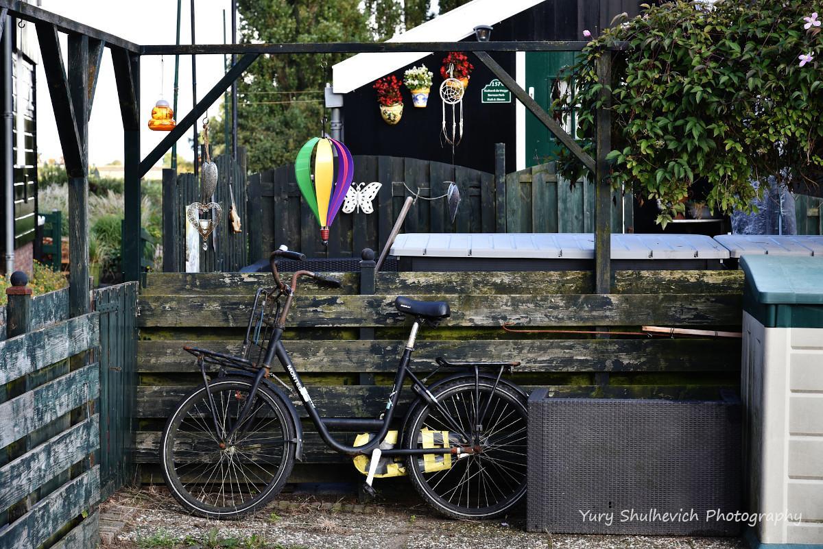 Велосипеди у Голландії дуже популярні / фото Yury Shulhevich