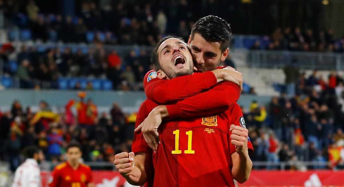 Іспанія не помітила Мальту / REUTERS