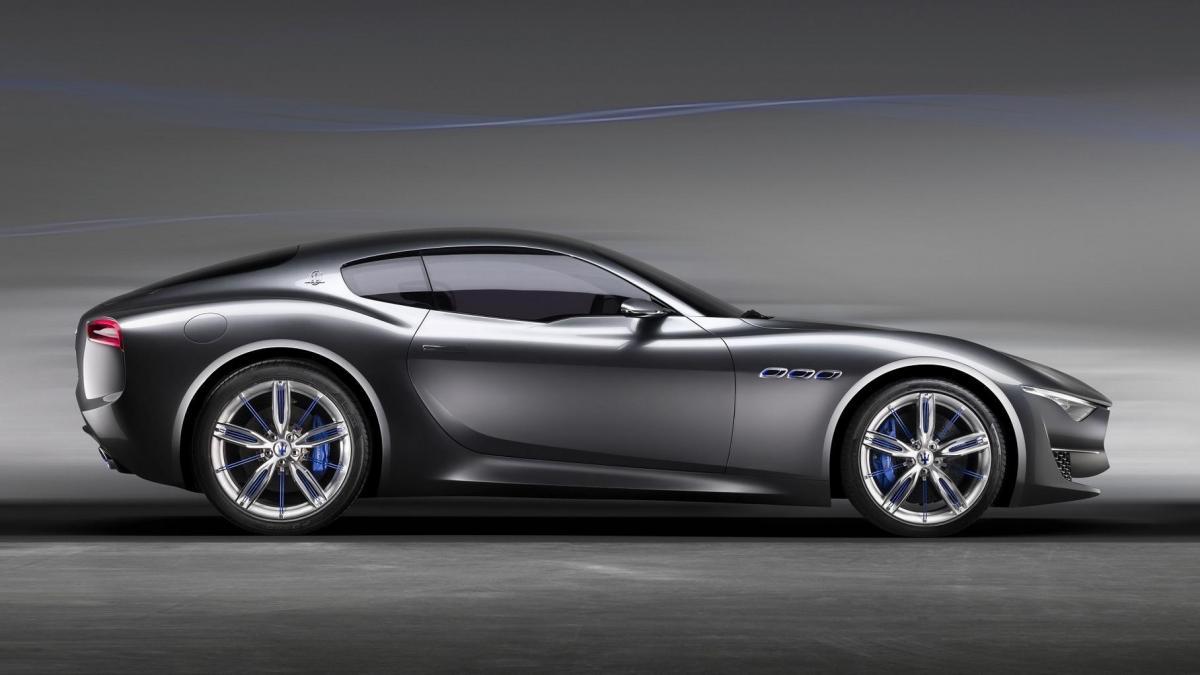 Новий спорткар дебютує в травні 2020 року / фото Maserati