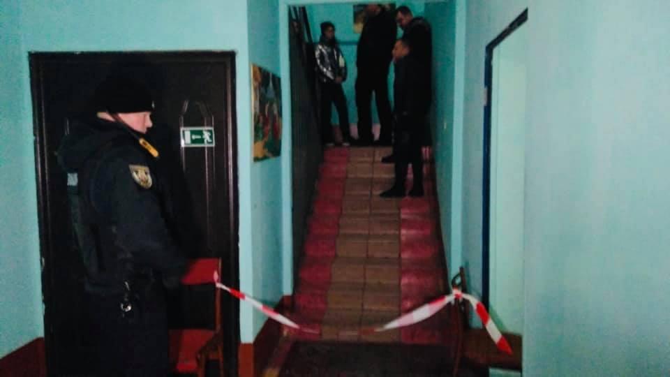 В полиции решают вопрос относительно открытия уголовного производства / facebook.com/UA.KyivPolice