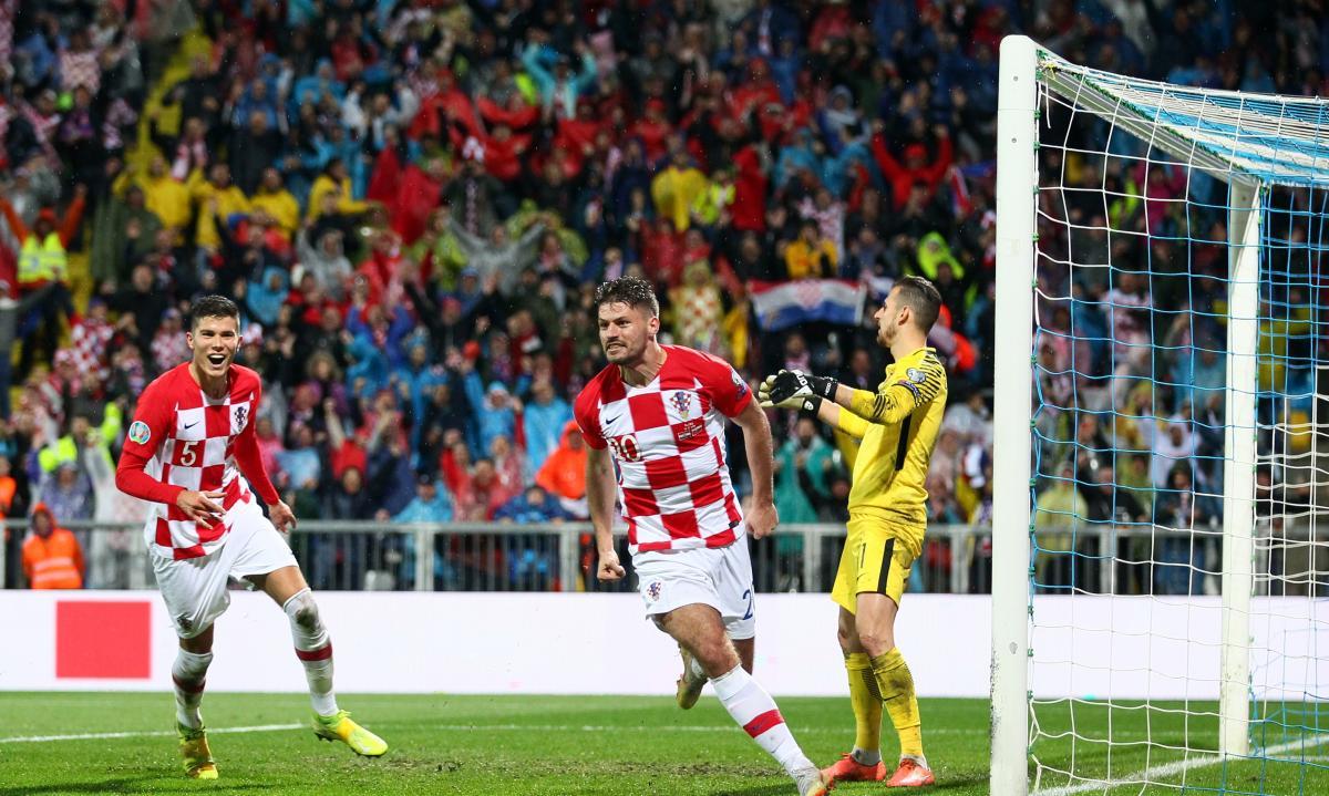 Хорваты сыграют на Евро-2020 / REUTERS