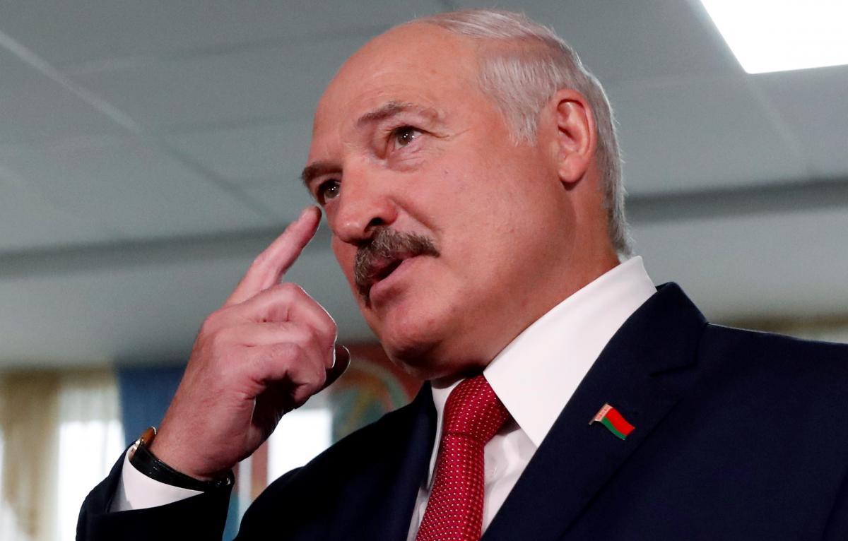 Олександр Лукашенко / фото REUTERS