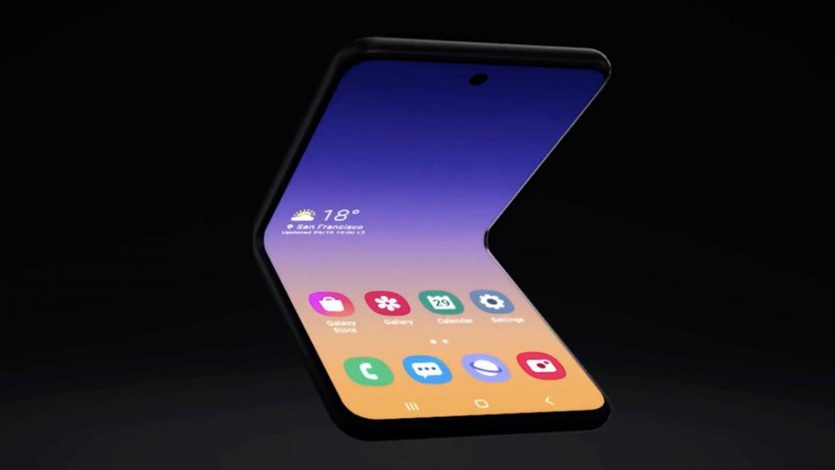 Samsung Galaxy Fold 2 впервые замечен на официальном сайте / фото Samsung