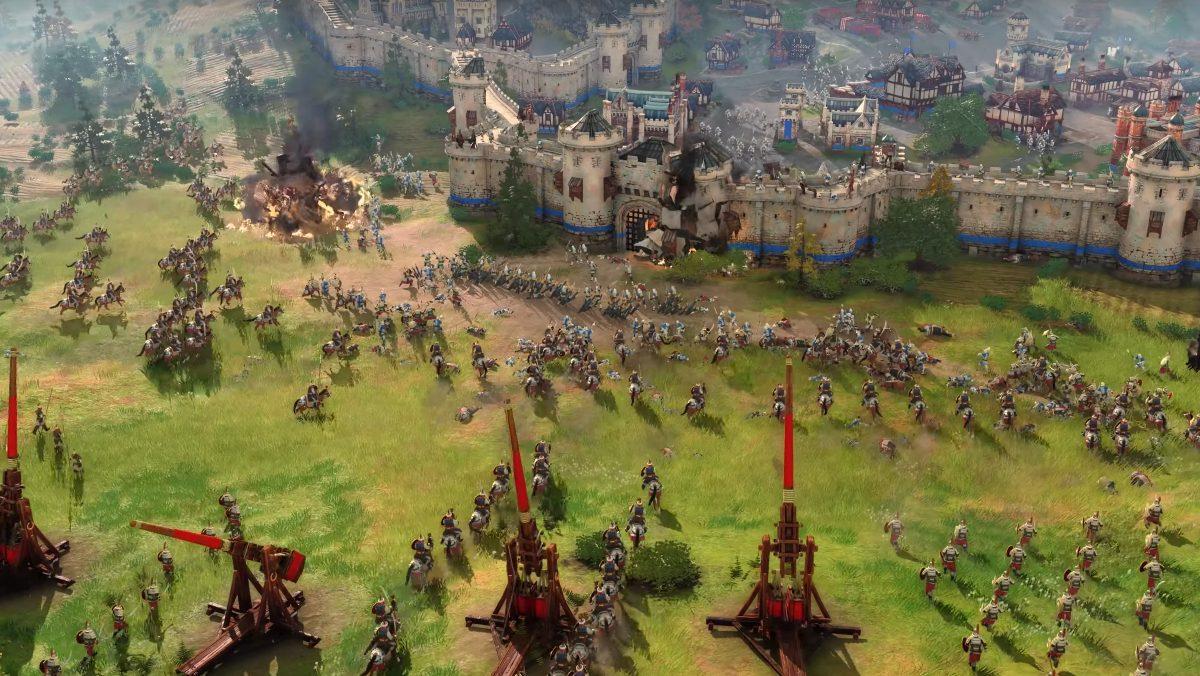 Стратегию Age of Empires 4 будут поддерживать с помощью дополнений / nerdist.com