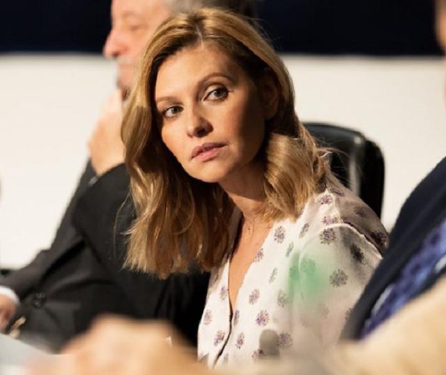 Елена Зеленская: Я непубличный человек / фото instagram.com/olenazelenska_official/