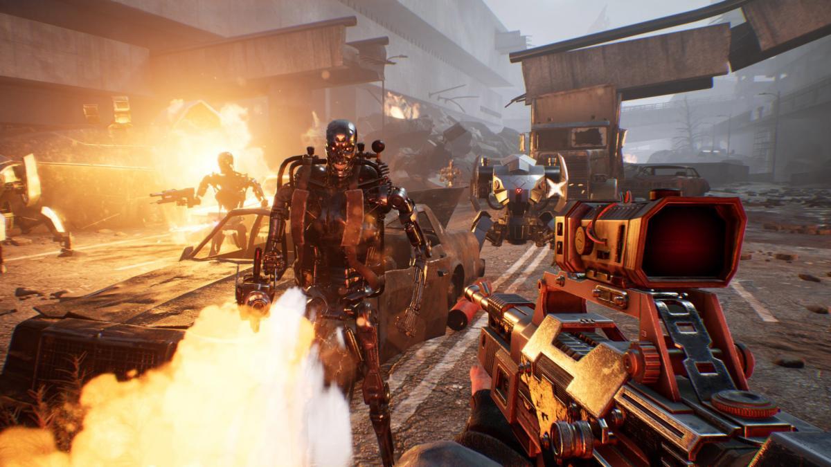 Игроки хвалят Terminator: Resistance за гнетущую атмосферу войны с роботами / pcgamer.com