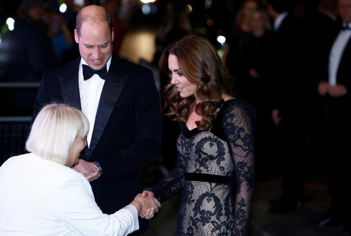Принц Уильям и Кейт Миддлтон / фото REUTERS