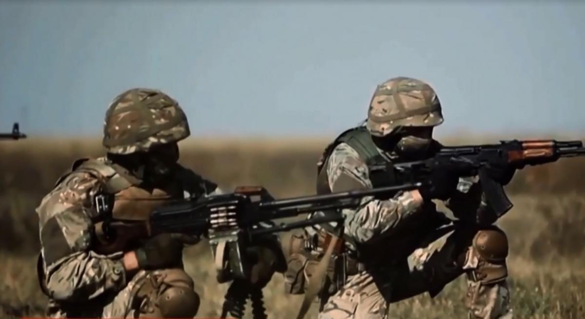 Цикл фильмов об армии подготовили ко Дню ВСУ / скриншот