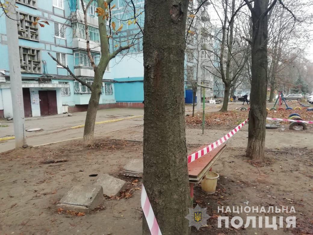В результате инцидента никто из людей больше не пострадал / фото ГУ НП в Днепропетровской области