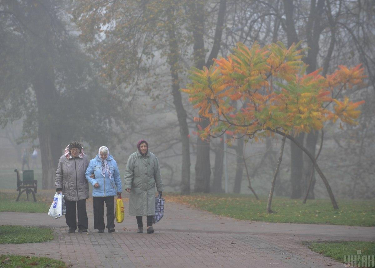 В Украине женщины живут дольше мужчин / фото УНИАН