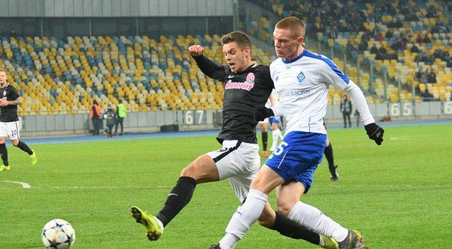 Прошлый матч команды сыграли вничью / фото: ФК Динамо