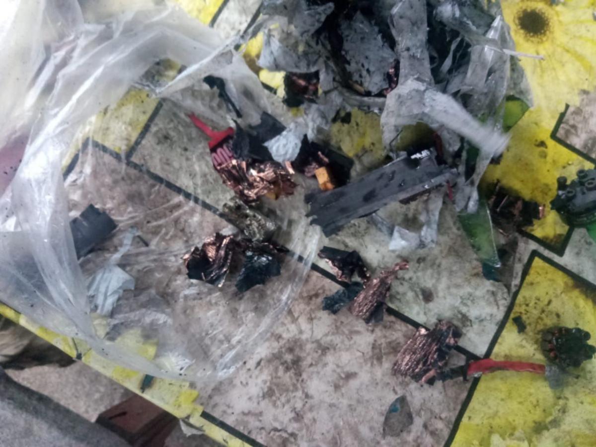 Объединенные силы сбили вражеский беспилотник / Facebook - Операция объединенных сил / Joint Operation Forces