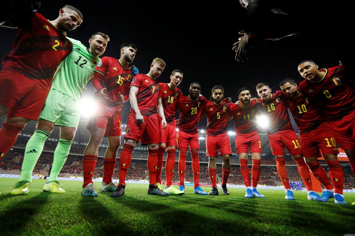 Бельгія не помітила суперника / REUTERS