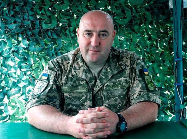 Олег Микац рассказалУНИАН о боях за Донецкий аэропорт / фото argumentua.com