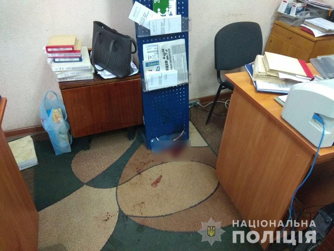 Женщина находится в реанимации, угрозы ее жизни нет / фото ГУ НП в Черниговской области