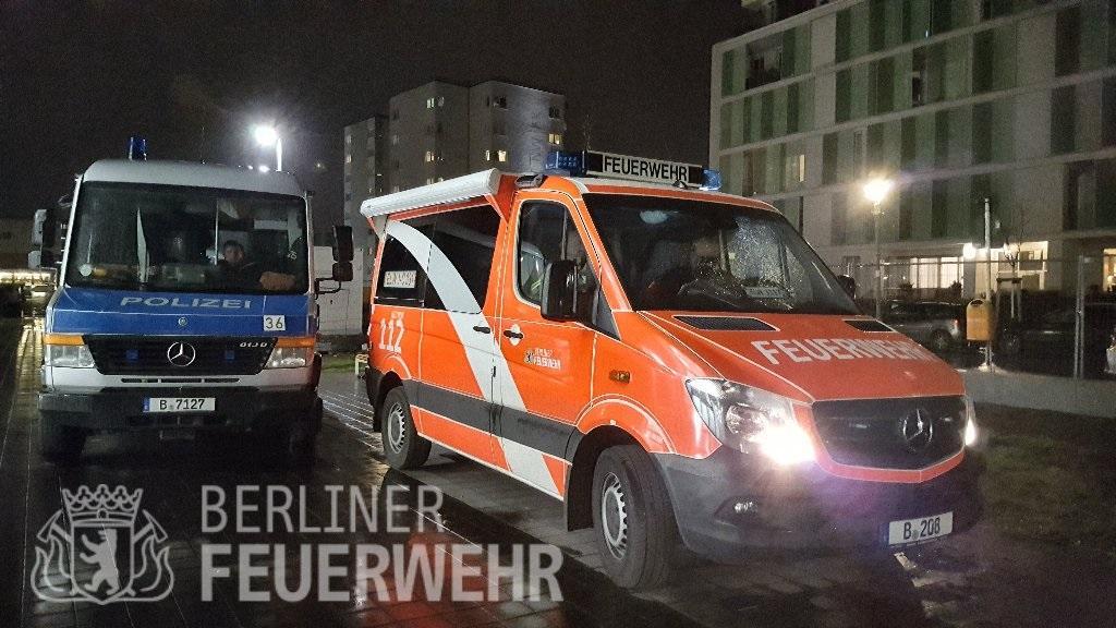 Подозреваемый в убийстве Фрица фон Вайцзеккера задержан / фото twitter.com/Berliner_Fw