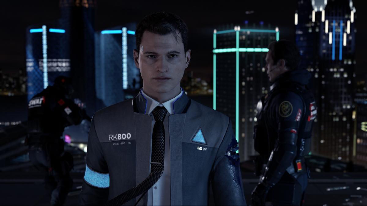 Игру Detroit: Become Human можно будет приобрести на ПК за 673 грн / скриншот