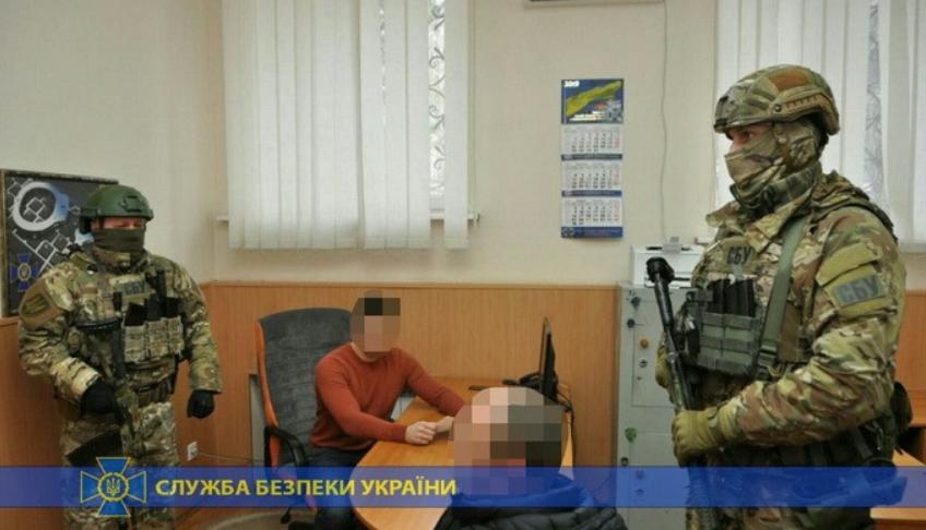 СБУ отчиталась о задержании провокатора на Днепропетровщине / ssu.gov.ua
