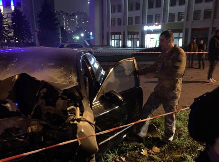 В Одессе офицер сел пьяным за руль и устроил аварию / Facebook - Одесский военный госпиталь - ВМКЦ ЮР
