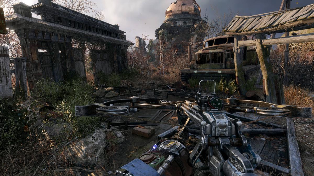 """Украинская игра Metro: Exodus номинирована на звание """"Лучшего экшена года"""" / epicgames.com"""