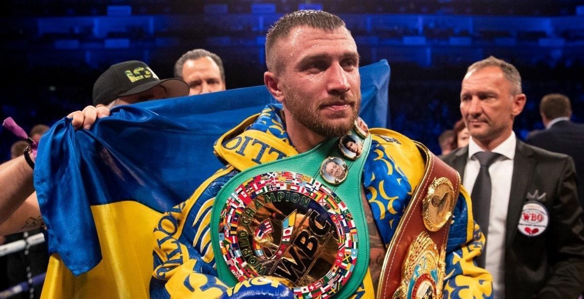 Василь Ломаченко ставав чемпіоном у трьох різних вагових категоріях / фото BoxingScene