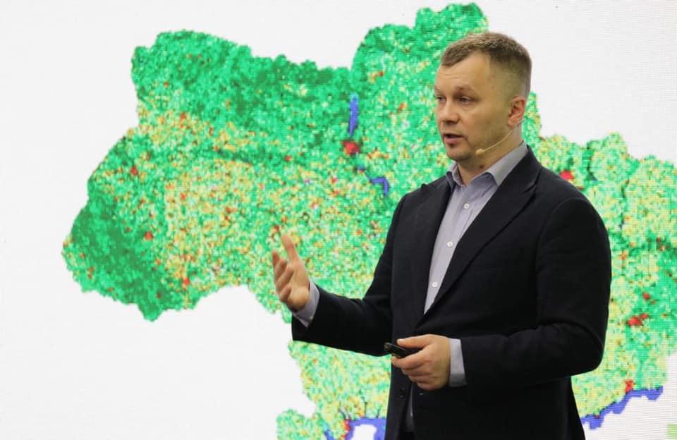 Милованов рассказал детали о рассчете за участки земли\ фото facebook/Тимофей-Милованов