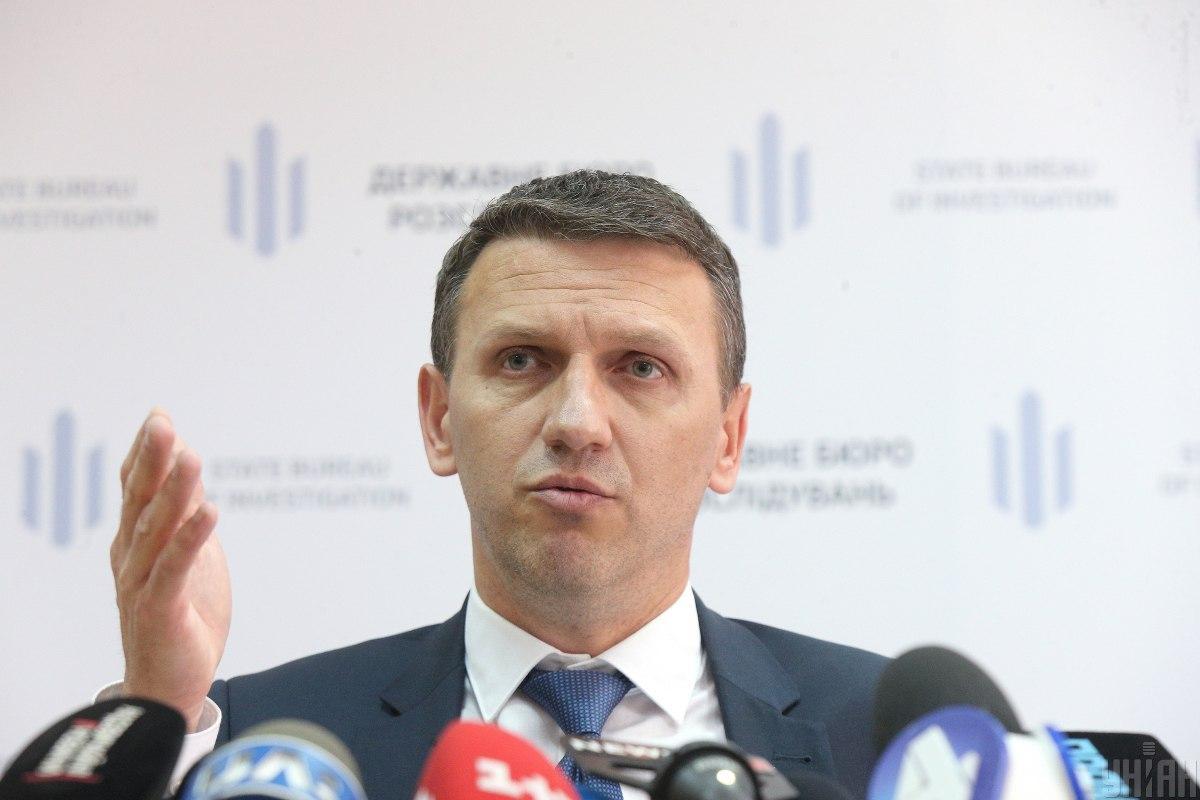 Директор ДБР заявив, що фейки не коментує / фото УНІАН