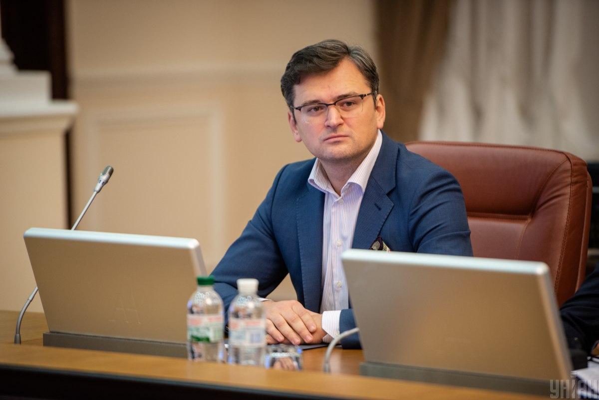 Вице-премьер Дмитрий Кулеба / фото УНИАН
