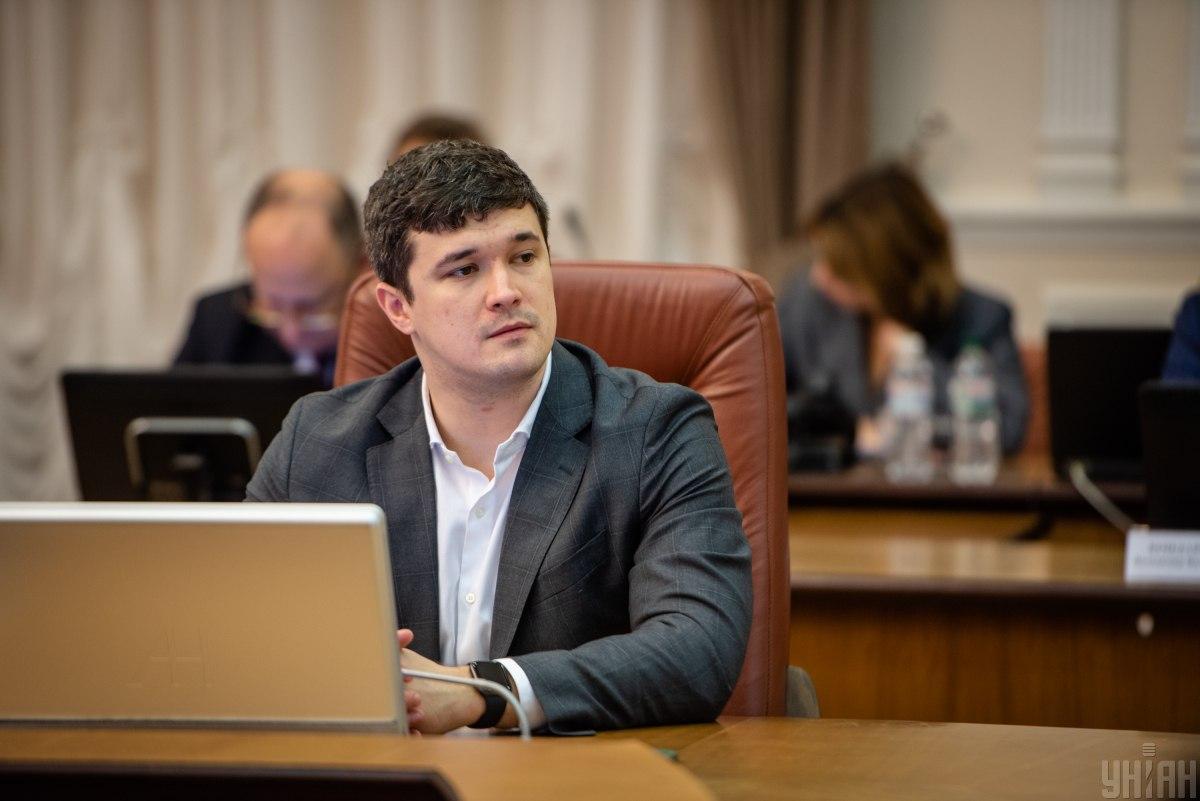 """Федоров рассказал о безопасности личных данных украинцев в приложении """"Дия"""" / фото УНИАН"""