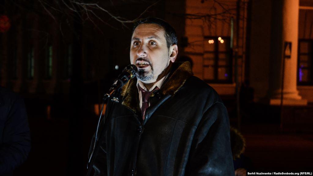Реувен Стамов рассказал о проявлениях антисемитизма в Украине / фото radiosvoboda.org