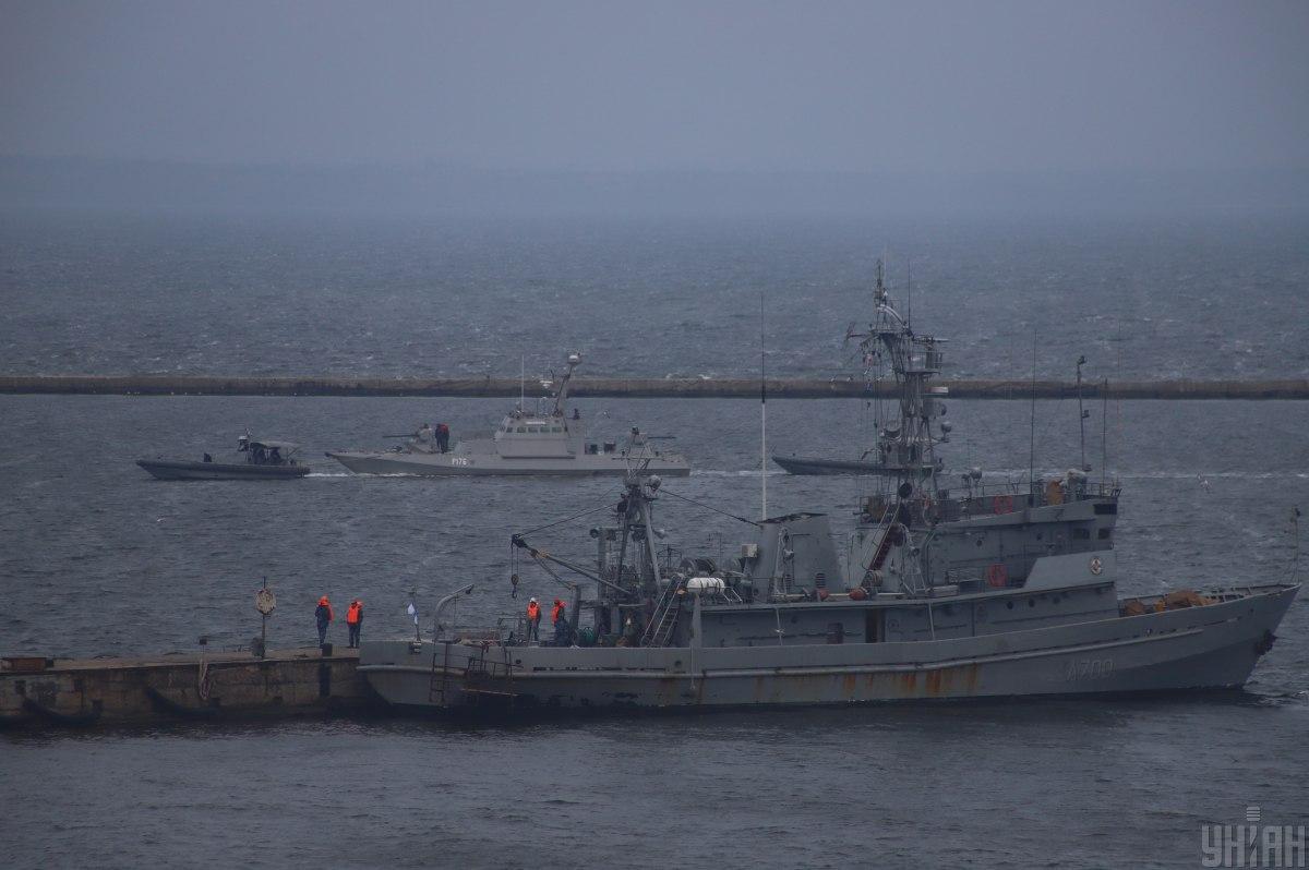 Россия вернула Украине захваченные военные корабли без всяких условий – Зеленский