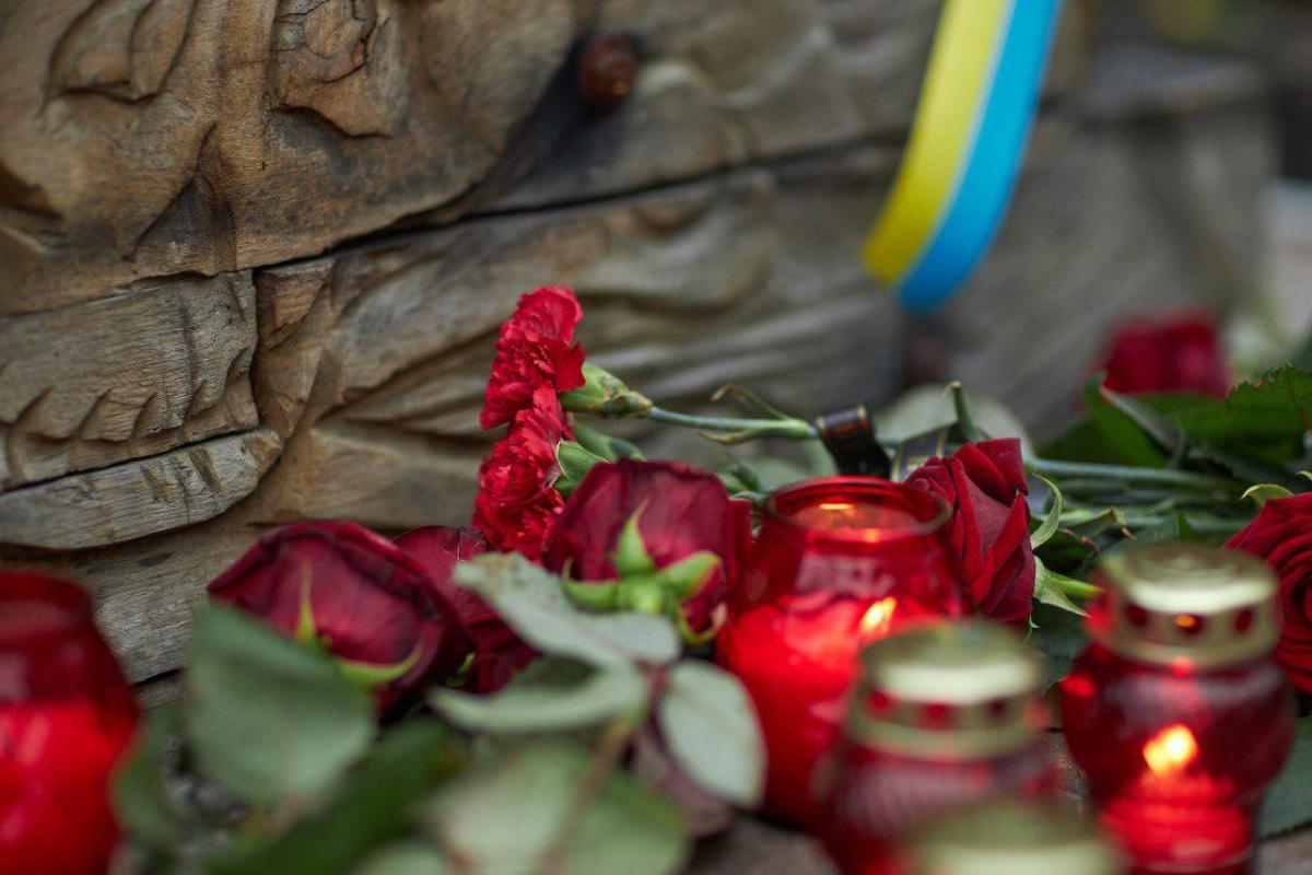 В храме на аллее Героев Небесной сотни состоится богослужение по погибшим / Фото: president.gov.ua
