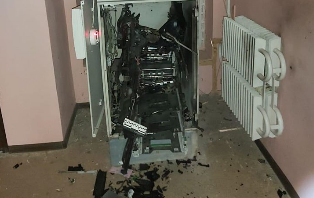 Взрыв произошел в результате закладки самодельного взрывного устройства / facebook.com/police.kharkov