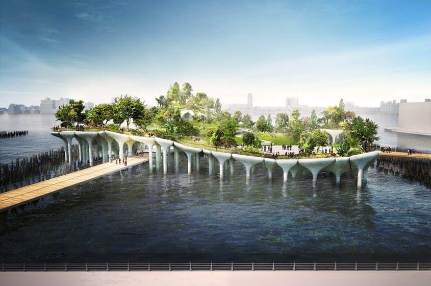 В Нью-Йорке планируют открыть для туристов необычный парк / фото afar.com