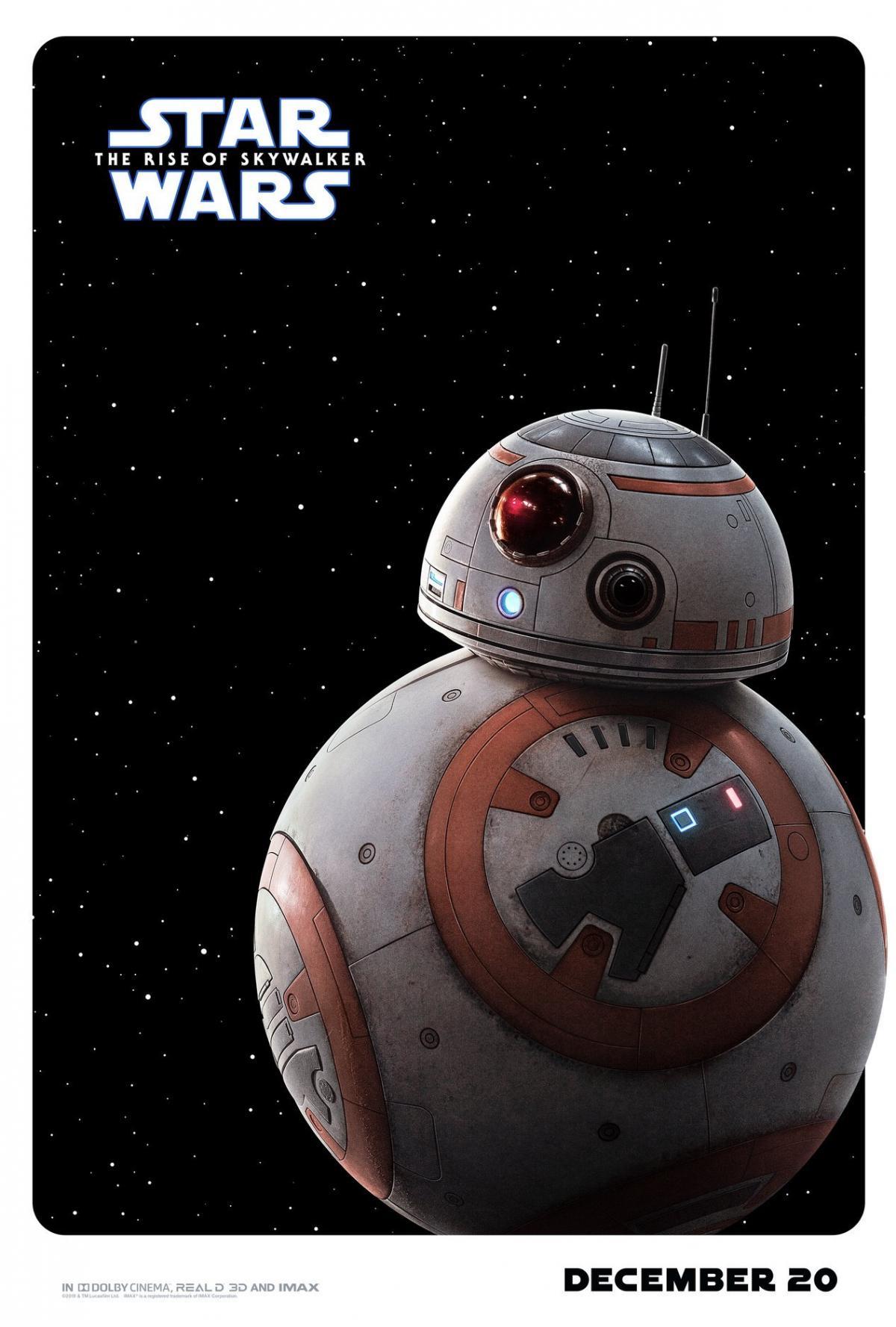 Нещодавно вийшов фінальний дубльований трейлер фільму / Star Wars, Facebook