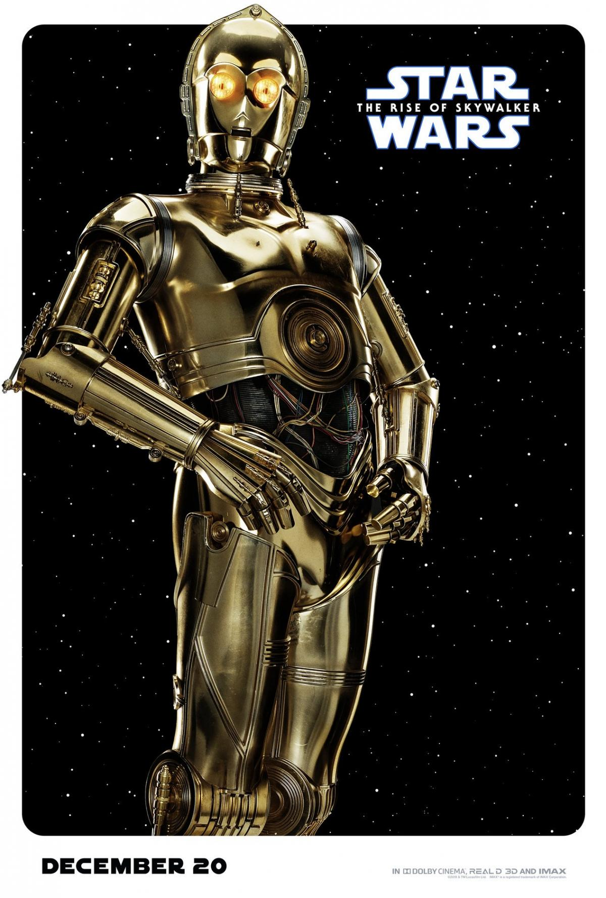 С-3РО / Star Wars, Facebook