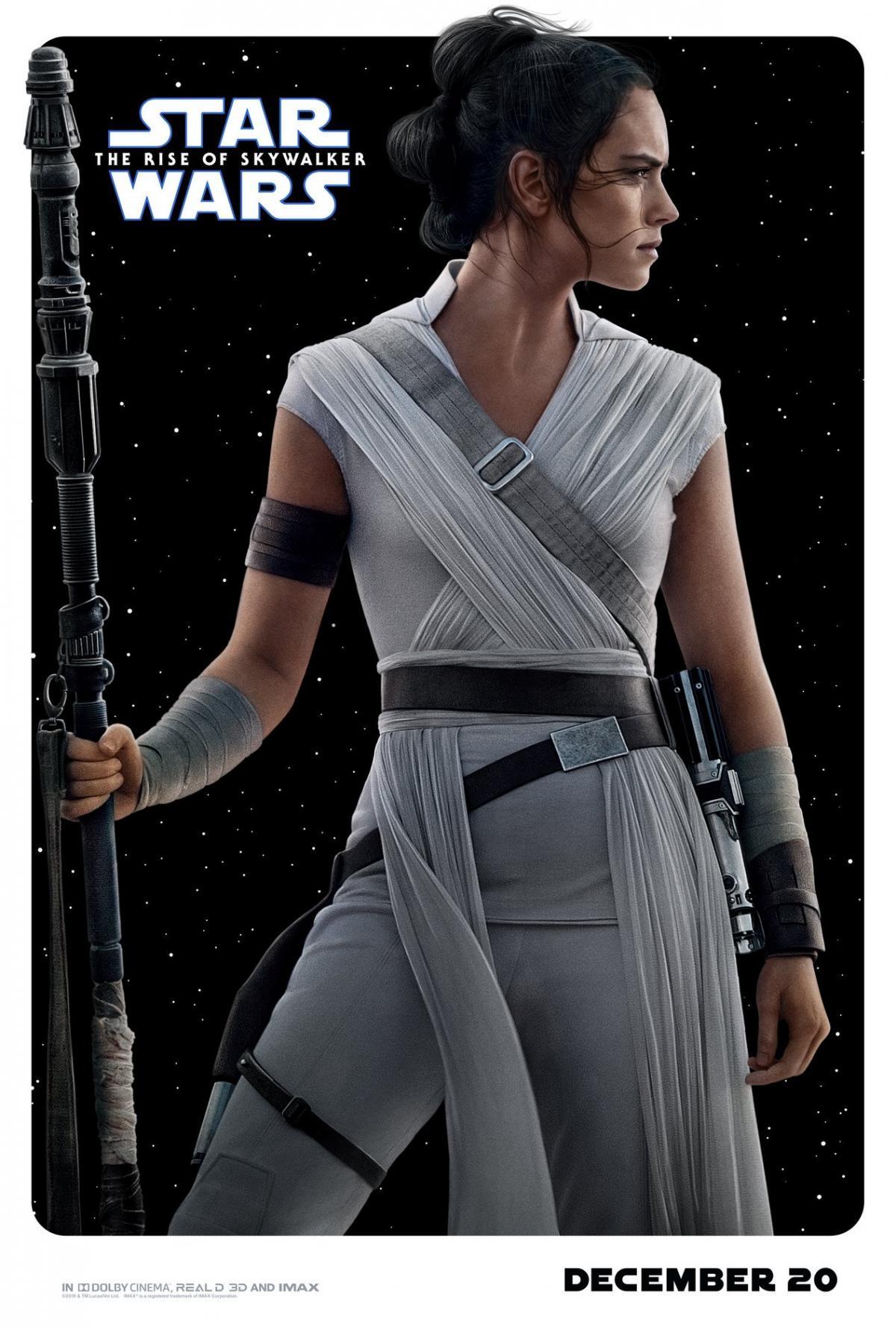 Рей / Star Wars, Facebook