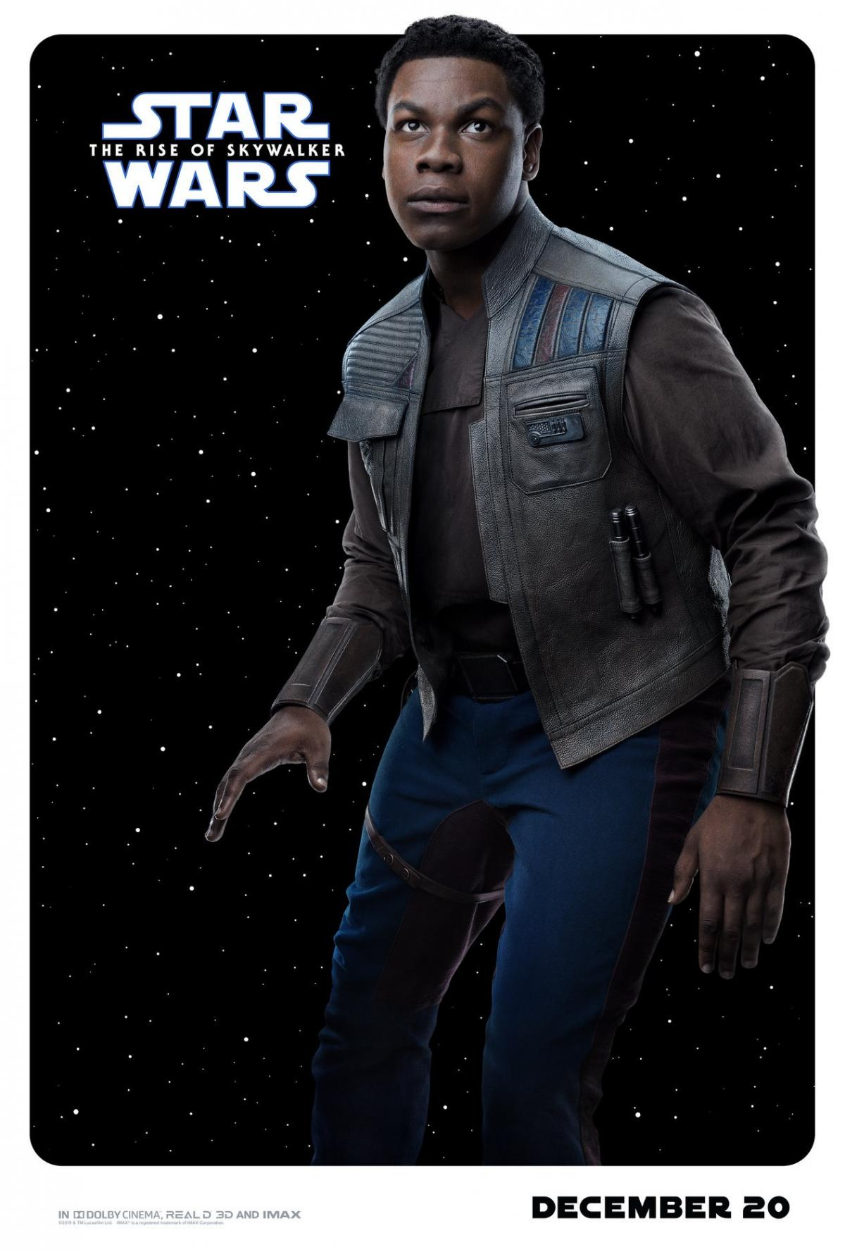 Фінн / Star Wars, Facebook