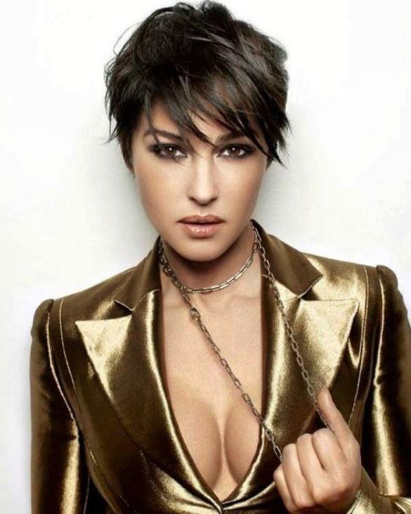 Актриса поделилась с подписчиками архивным фото \ Instagram Моники Беллуччи